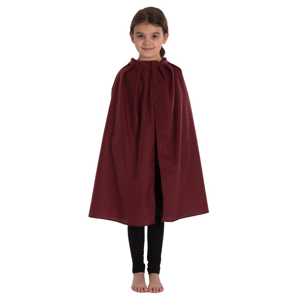 Image of Wizard | Witch cloak  kids fancy dress costume | Charlie Crow