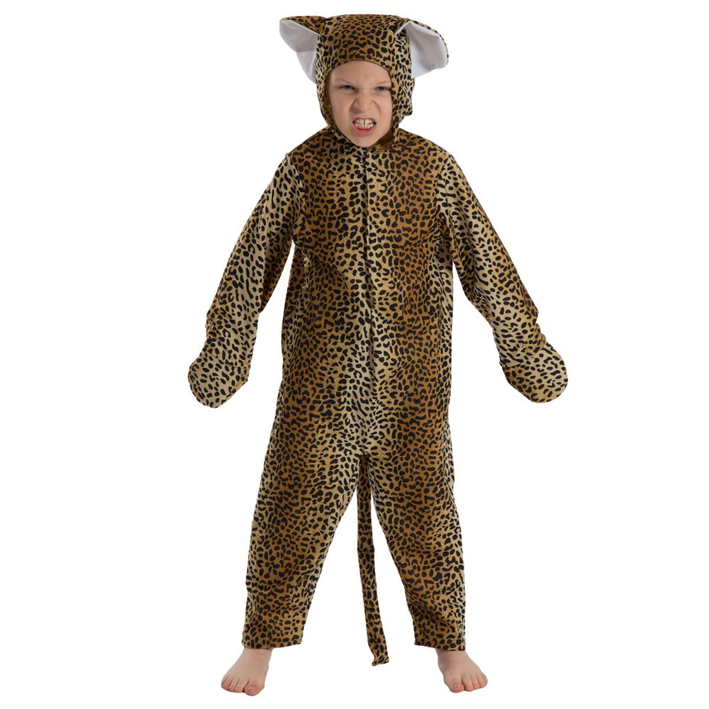 Image of Cheetah | Leopard | Jaguar kids fancy dress outfit | Charlie Crow