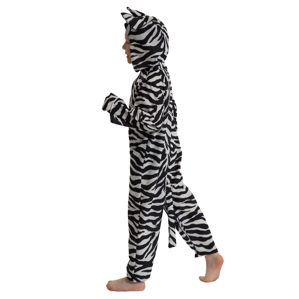 Image of Zebra kids fancy dress dress up outfit | Charlie Crow