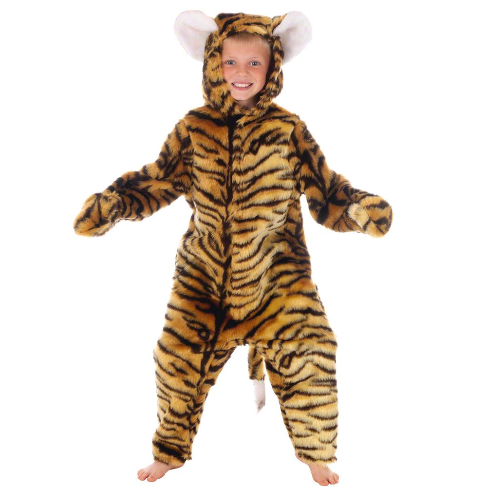 Image of Tiger Cub kids fancy dress outfit | Charlie Crow
