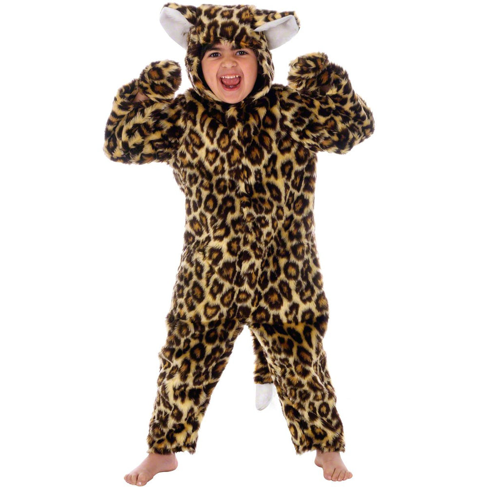 Image of Jaguar | Leopard | Cheetah kids fancy dress outfit | Charlie Crow