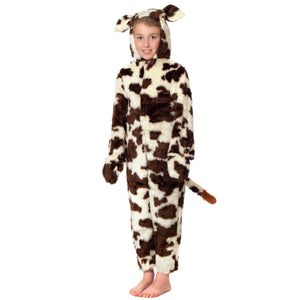 Image of Brown Cow | Calf kids fancy dress outfit | Charlie Crow