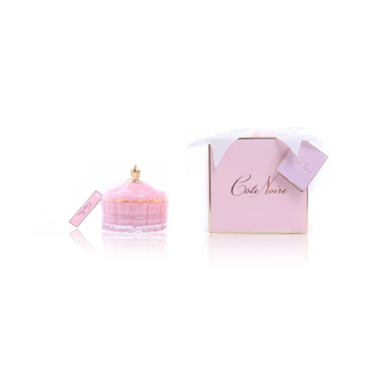 Art Deco Candle Pink - 200g