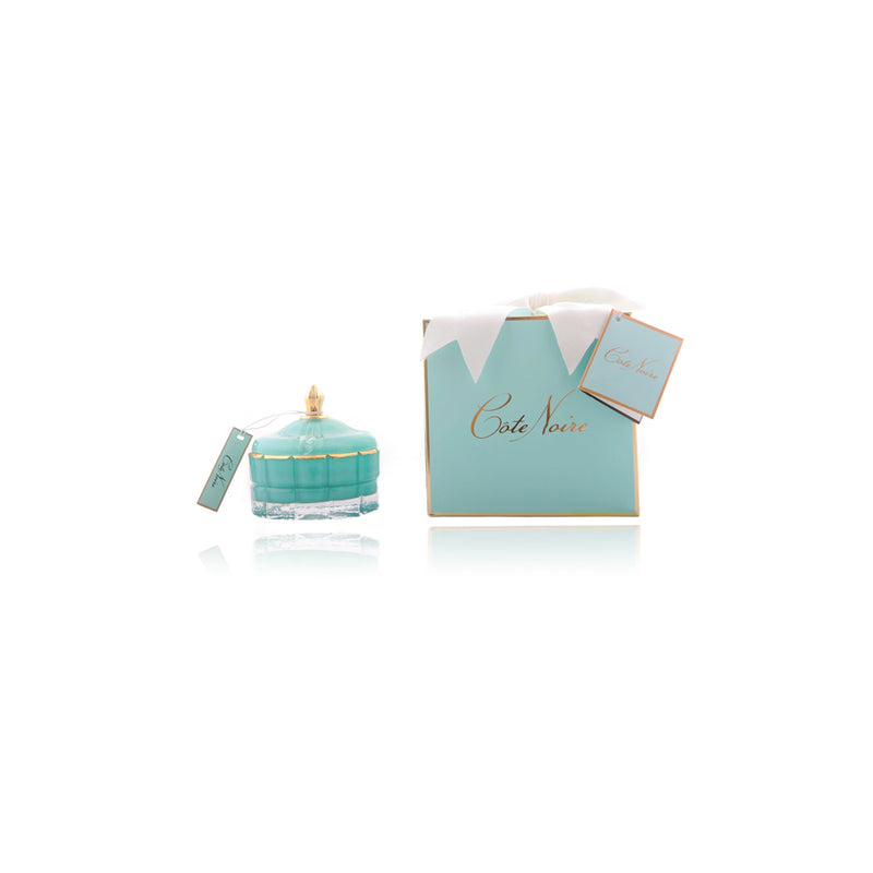 Art Deco Candle Tiffany Blue - 200g