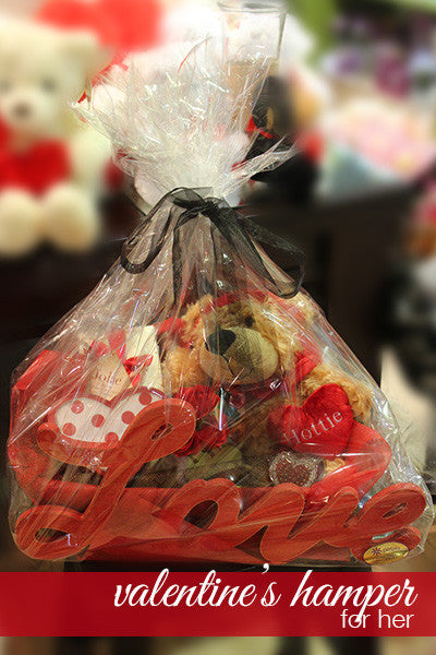 For Her - Hamper