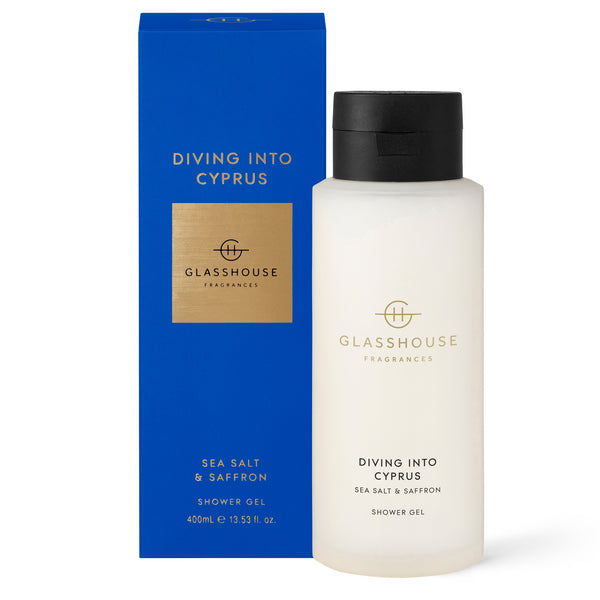 400ml Diving into Cyprus - Body Lotion