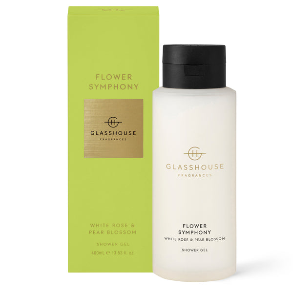 400ml Flower Symphony - Body Lotion