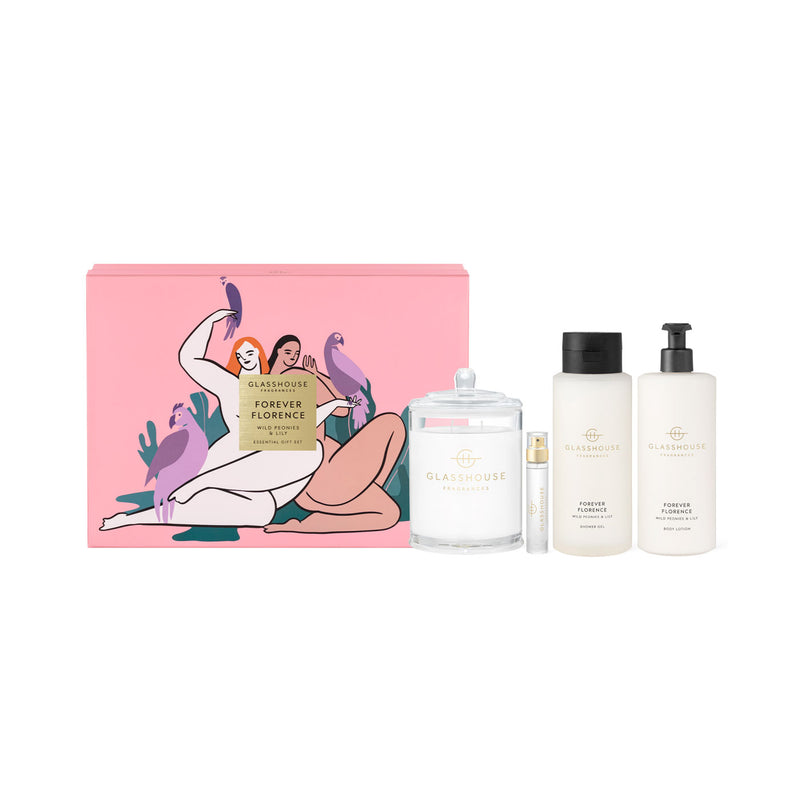 Forever Florence - Essential Gift Set