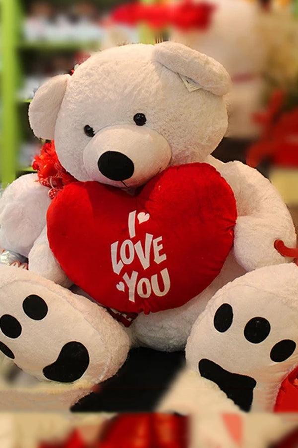 How Much I Love You Teddy Bear
