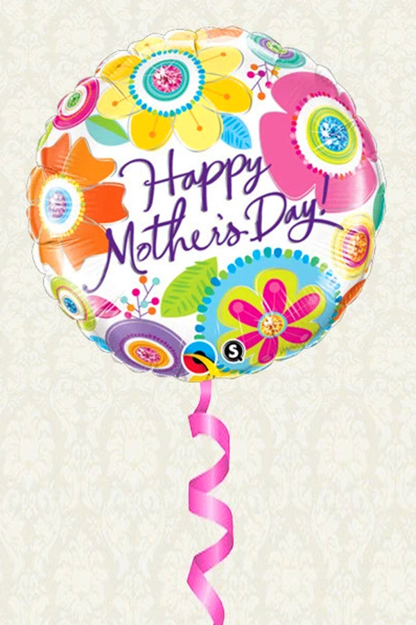 Helium Balloon - Mother's Day