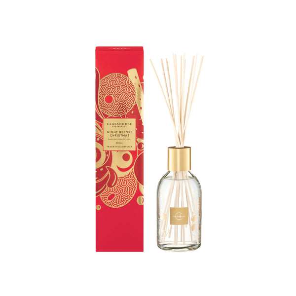 Night Before Christmas – Fragrance Diffuser Glasshouse Fragrances