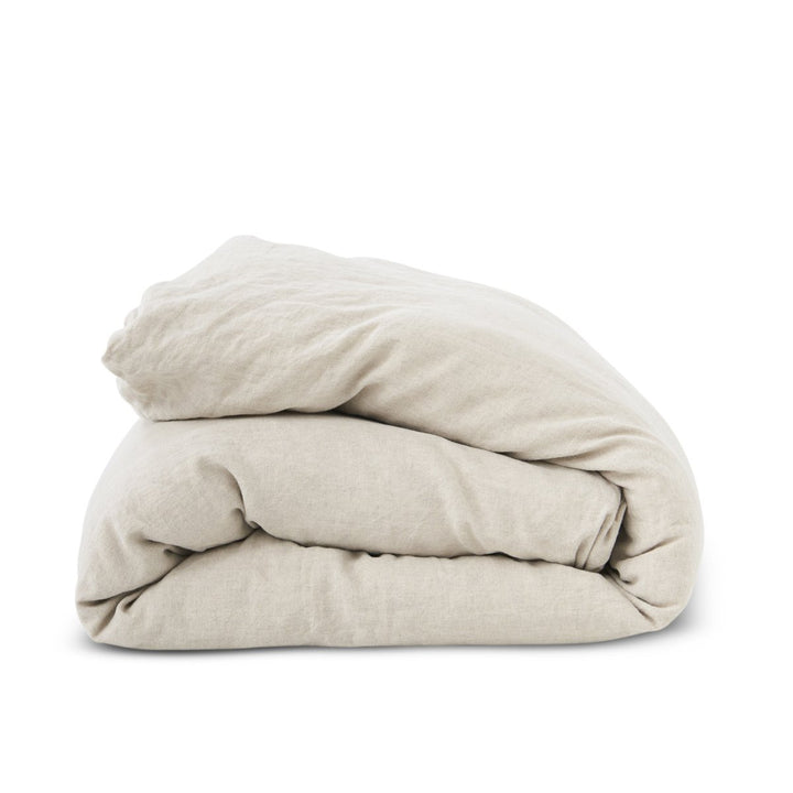 Natural Duvet Cover