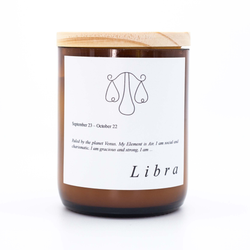 Libra Soy Candle
