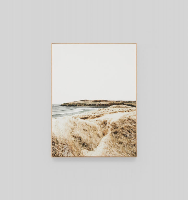 Sandy Stroll - Canvas