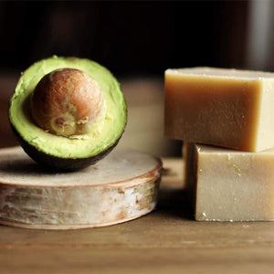 avocado shampoo bar solid and compared to garners shampoo by many it's claimed to be a better shampoo than lush