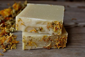 Unscented Oatmeal Soaps