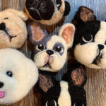 Your Dog | Custom Made Felted Soap