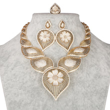 Load image into Gallery viewer, Asili Complete Necklace Set Design # 8075
