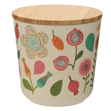 Load image into Gallery viewer, Autumn Falls Bamboo Fibre Storage Jars - 3 Sizes BambooBeautiful Ltd small
