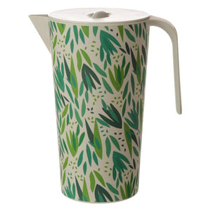 Bamboo Fibre Willow Reusable 1.7L Water Jug BambooBeautiful