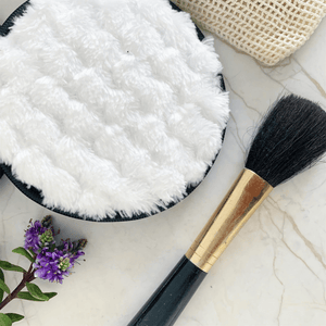 Bambu Babe Fresh Face MakeUp Removal Pad – Snow-White (Light MakeUp) BambooBeautiful Ltd
