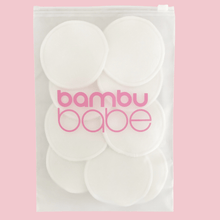 Load image into Gallery viewer, Daily Care Bamboo Face Pads BambooBeautiful Ltd