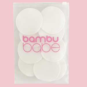 Daily Care Bamboo Face Pads BambooBeautiful Ltd