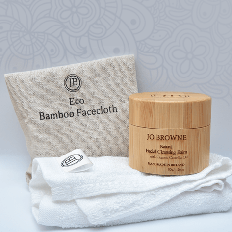 Jo Browne Bamboo Face Cloth BambooBeautiful Ltd
