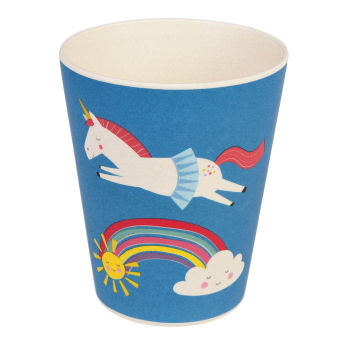 Kids Bamboo Beaker - Magical Unicorn Cup BambooBeautiful