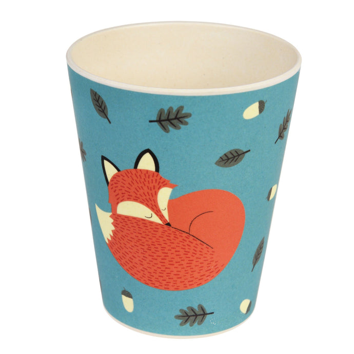 Kids Bamboo Beaker - Rusty The Fox Cup BambooBeautiful