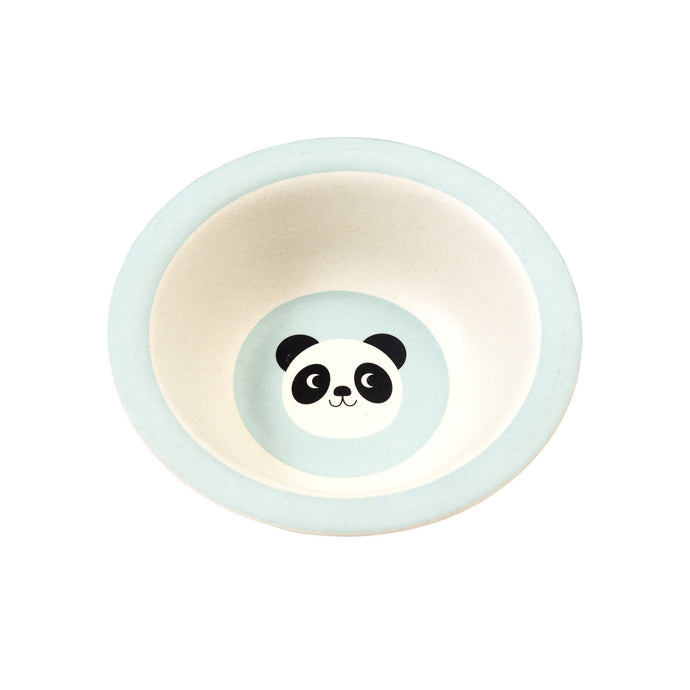 Mike the Panda Bamboo Fibre Bowl BambooBeautiful