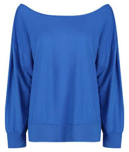 Load image into Gallery viewer, Organic Cotton Bamboo Cover Up Jumper Jumper BambooBeautiful Ltd