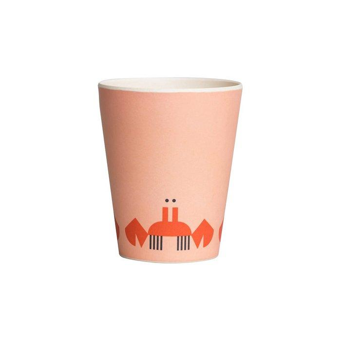 Plentimal Kids Bamboo Cup - Crab BambooBeautiful Ltd