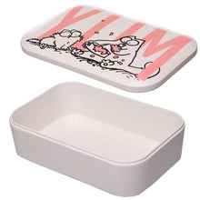 Load image into Gallery viewer, Simon's Cat Bamboo Lunch Box lunchbox BambooBeautiful