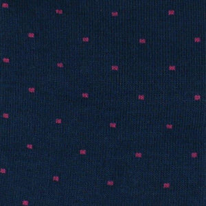 Slopes and Town Bamboo Socks - Magenta Dotty BambooBeautiful Ltd