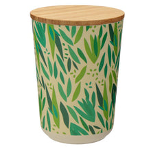 Load image into Gallery viewer, Willow Bamboo Fibre Storage Jars - 3 Sizes BambooBeautiful Ltd medium