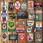 my-beer-life - Tin - Motor Oil ManVintage Tin signs