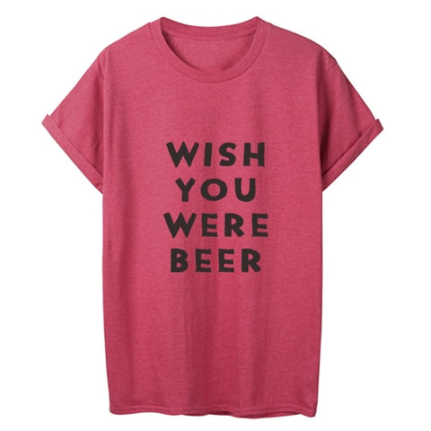 my-beer-life - Womens - Wish You Were Beer