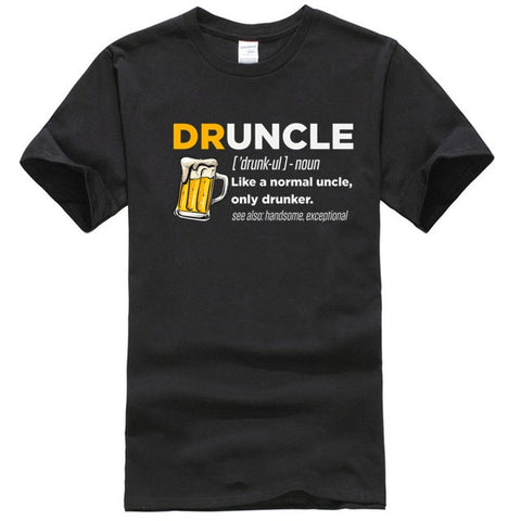 Druncle Definition T-shirt