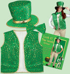 3 pcs St Patricks Day Saint Patrick Costume