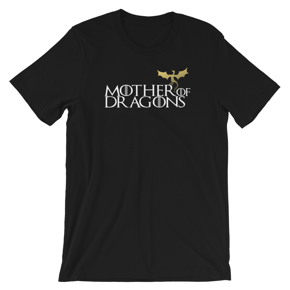Mother of Dragons Mom Tee
