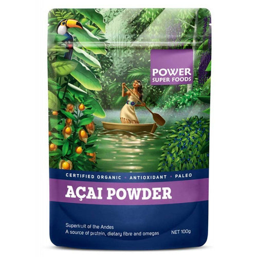 Power Super Foods Acai Powder 100g