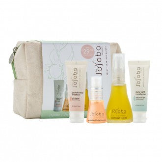 The Jojoba Company Summer Essentials Pack