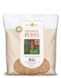 Good Morning Cereals Quinoa Puffs 175g