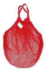 E String Bags Short Handle Red