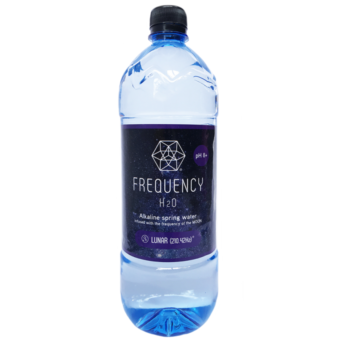 Frequency H2O Lunar 1Litre