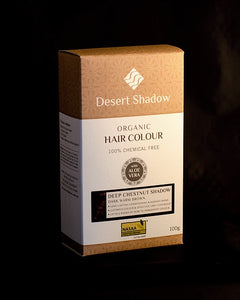 Desert Shadow Hair Colour Deep Chestnut Shadow 100g