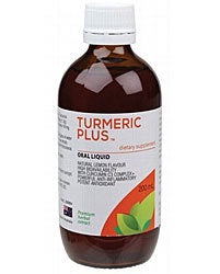 Pure Food Essentials Turmeric Plus Liquid 100ml