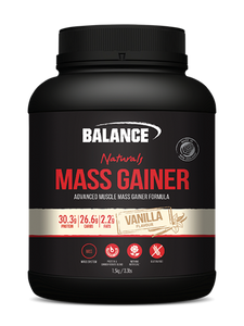 Balance Naturals Mass Gainer Chocolate 1.5kg