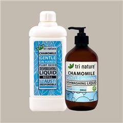 Tri Nature Chamomile Dishwashing Liquid 500ml
